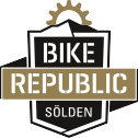 [Translate to English:] Bike Republic Sölden Logo